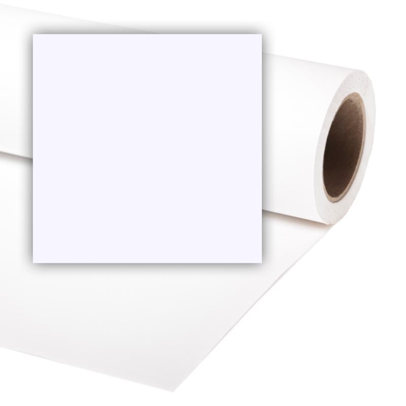Colorama = Lastolite Pozadina SUPER WHITE 2,72x11m (bijela)