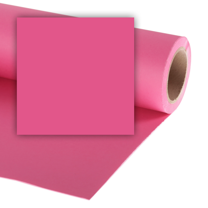 Colorama Pozadina 584 ROSE PINK 1,35x11m