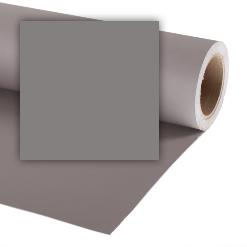 Colorama Pozadina 539 GREY SMOKE 1,35x11m