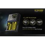 NITECORE SC4 Punjač baterija / intiligentni / za 4 baterije