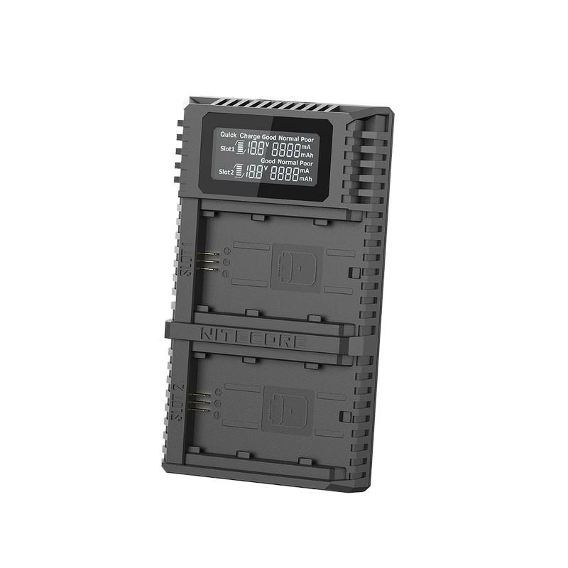 NITECORE USN4 PRO Dual-slot putni USB punjač (Sony NP-FZ100)