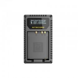 NITECORE FX1 Dual-slot putni USB punjač (Fuji NP-W126/126S)