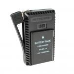 NITECORE UNK1 dvostrani putni USB punjač (Nikon EN-EL14A/EN-EL15)