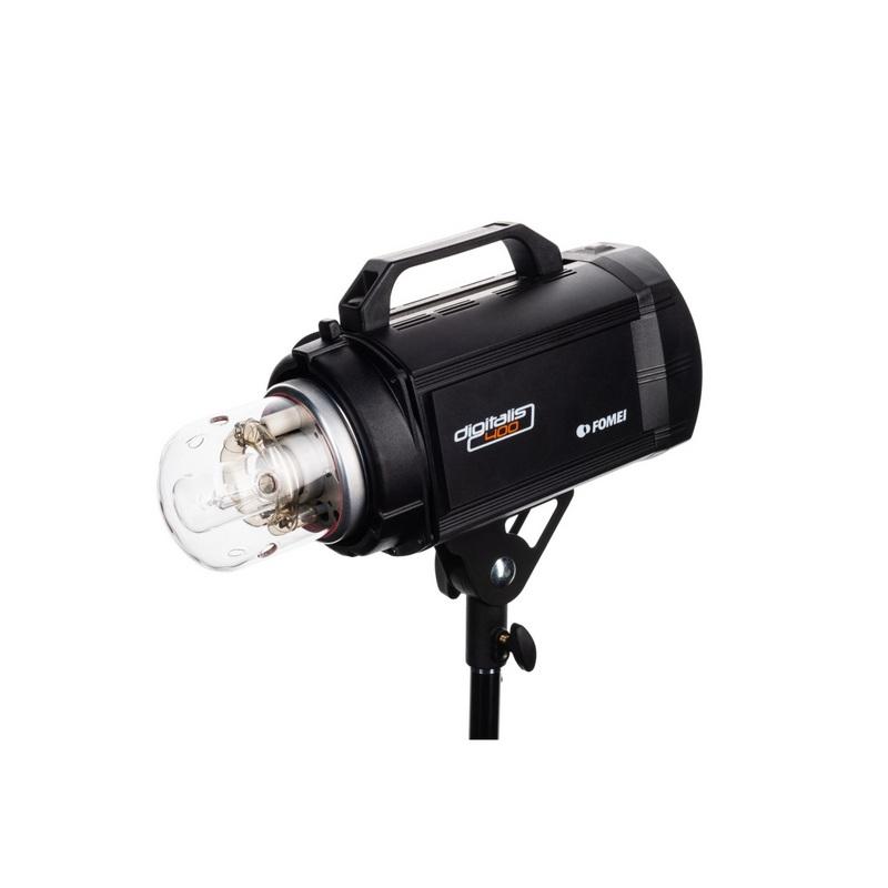 Fomei Digitalis 400 studijska fleš glava 400W/s + RF okidač