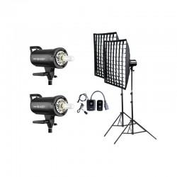 Godox Fleš SK400II-NL Set studijske fleš rasvjete /2x400w/s
