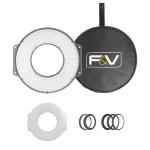 F&V R300 SE Daylight LED Ring Light / prstenasto led svijetlo