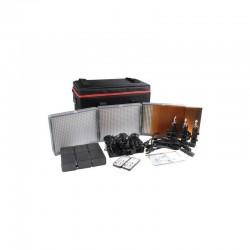 Aputure Amaran HR672KIT-SSC (2x672s,1x672c) LED panel SET