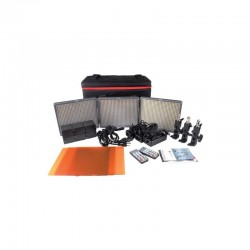 Aputure Amaran HR672KIT-SSW (2x672s,1x672w) LED panel SET
