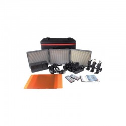 Aputure Amaran HR672KIT-WWS (2x672w,1x672s) LED panel SET