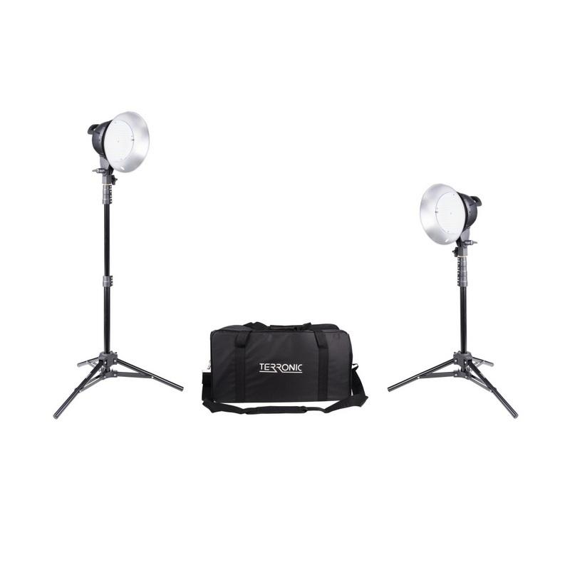 FOMEI Terronic Basic Hobby LED /2x LED / 2x stativ