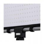 LedGo LG-V58C2K2 Bi-Color 60x60 LED panel / WiFi / AC-DC / V-lock