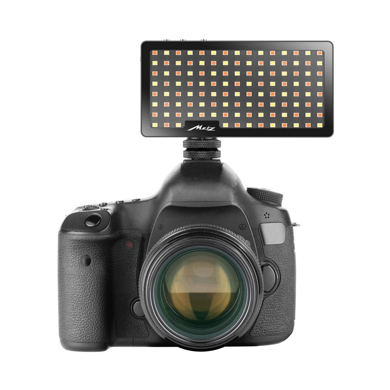 Metz Mecalight S500 BC - on-camera LED video lights