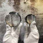 Staklena foto kugla 90mm (Lensball)