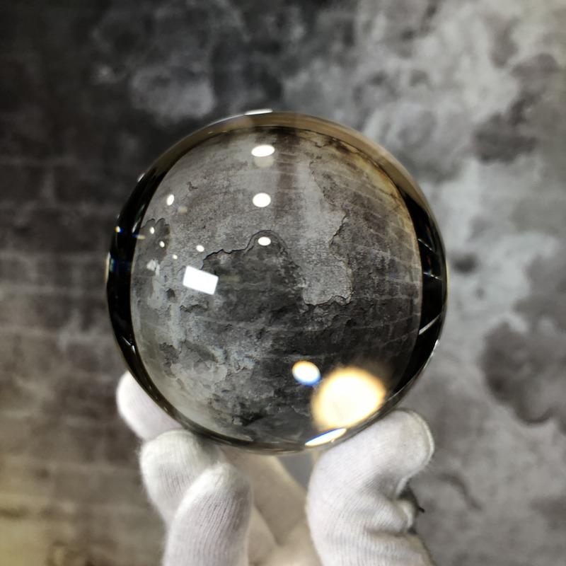 Staklena foto kugla 90mm