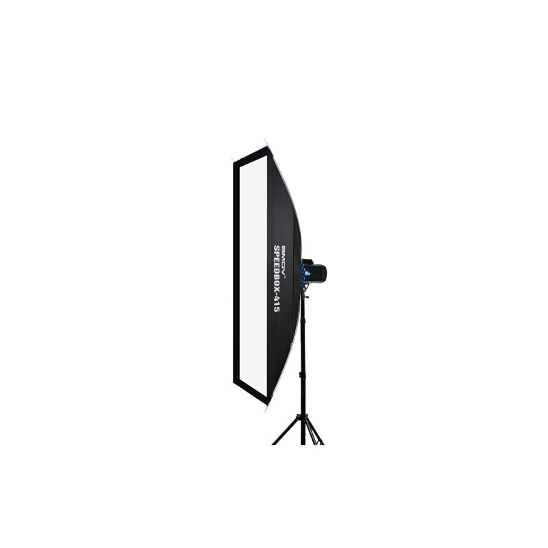 SMDV SPEEDBOX-415 - 40x150cm sklopivi STRIP softbox / bez adaptera