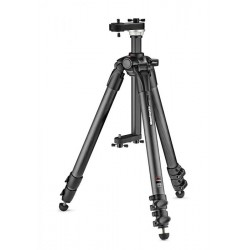 Manfrotto VR carbon fiber 3-section tripod