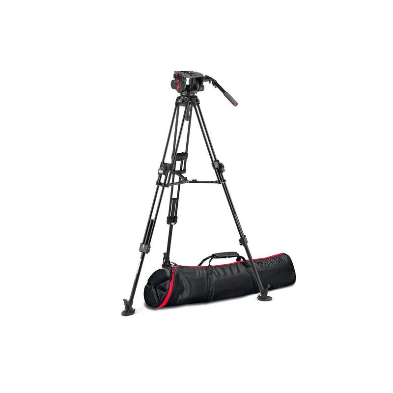Manfrotto MVK526TWINFC video set sa 526 PRO video glavom i 645 FastTwin karbon stativom
