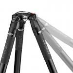 Manfrotto 635 Fast Single Video stativ od karbonskih vlakana