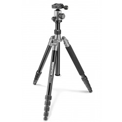 Manfrotto Element Traveller stativ + kugla glava BIG, Grey