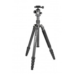 Manfrotto Element Traveller stativ + kugla glava BIG, KARBON