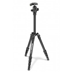 Manfrotto Element Traveller stativ + kugla glava SMALL, Black