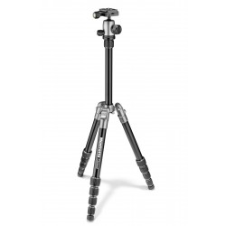 Manfrotto Element Traveller stativ + kugla glava SMALL, Grey