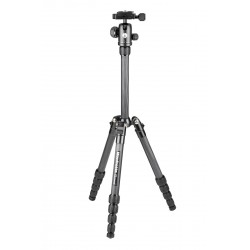 Manfrotto Element Traveller stativ + kugla glava SMALL, KARBON
