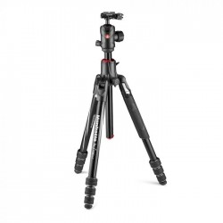Manfrotto BEFREE GT XPRO alu, stativ + MH496-BH kugla glavom / SET