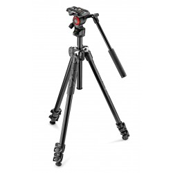 Manfrotto MK290LTA3-V LIGHT kit sa LIVE video glavom