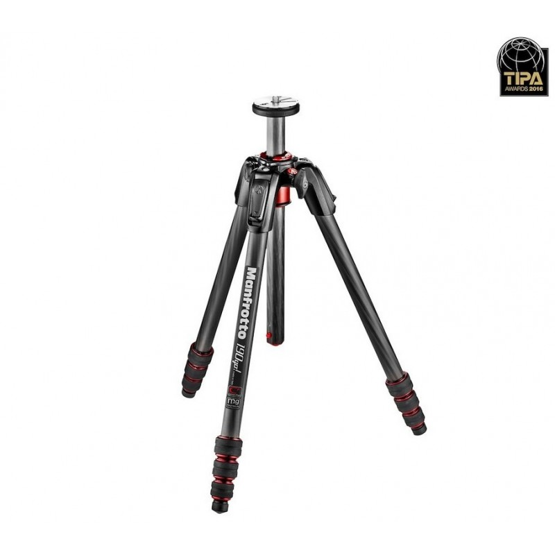 Manfrotto MT190GOA4 karbonski stativ sa Twist Lock kopčama - TIPA AWARDS 2016 -