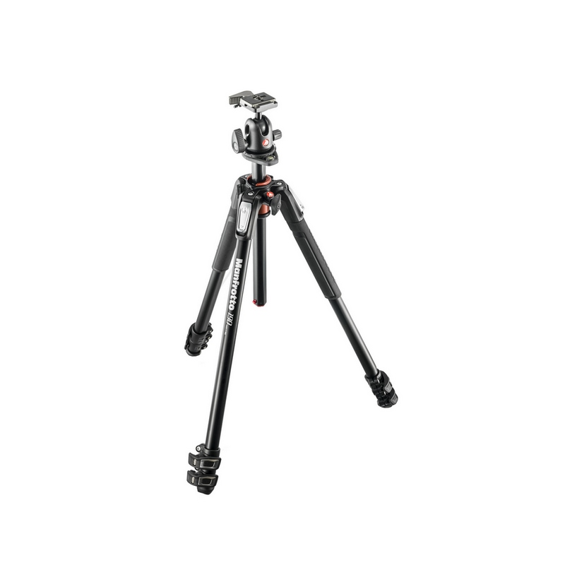 Manfrotto MK190XPRO3-BH stativ sa MHXPRO-BHQ2 glavom
