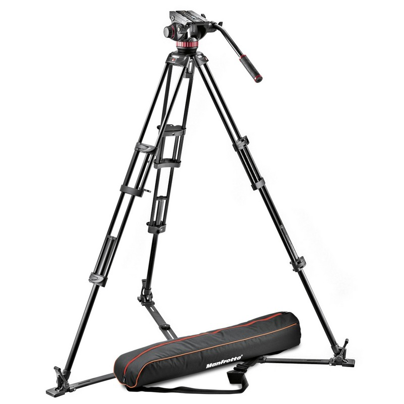Manfrotto MVH502A,546GB-1PRO Video stativ set