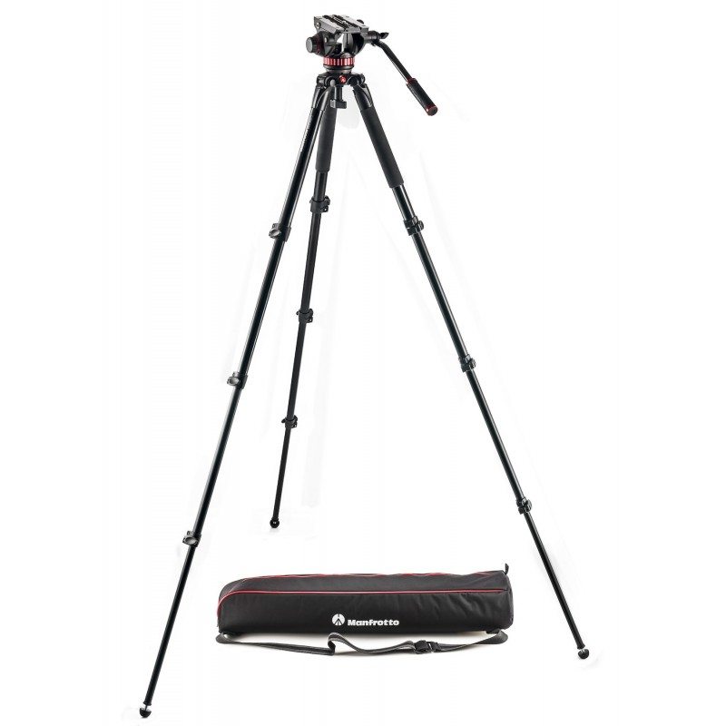 Manfrotto MVK502AQ Video stativ set (502AH+535AQ)