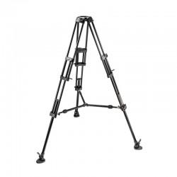 Manfrotto MVT545B Pro aluminijski video stativ sa srednjim paukom