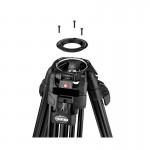 Manfrotto MVTTWINFC 645 FastTwin karbonski video stativ sa srednjim paukom
