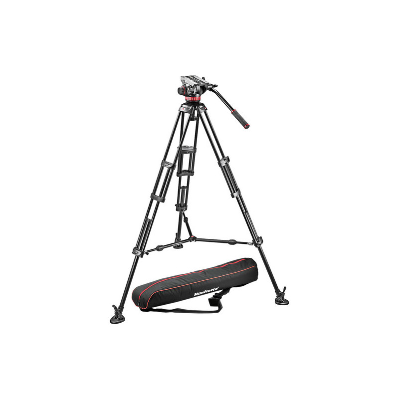 Manfrotto MVH502A,546BK-1PRO Video stativ set
