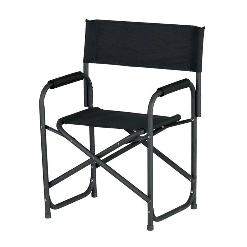 E-Z UP® Directors Chair Standard / redateljski stolac (Crni)