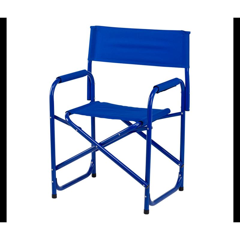 E-Z UP® Directors Chair Standard / redateljski stolac (Plavi)