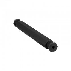 Manfrotto 133B Produžna cijev (crna) za super clamp