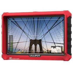 "Lilliput A7S Monitor - 7"" 4K HDMI"