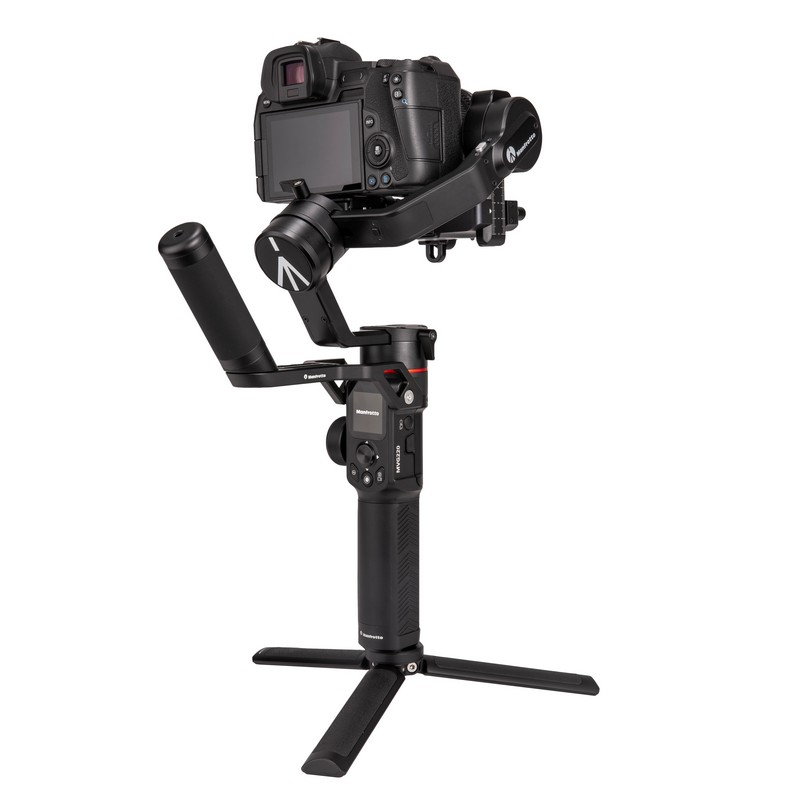 Manfrotto MVG220  Gimbal 220 Pro Kit - with Follow focus