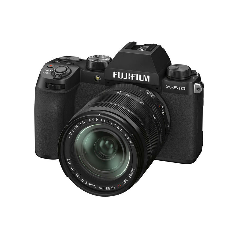 Fujifilm X-S10 Black kit s XF 18-55mm f/2.8-4 R LM OIS