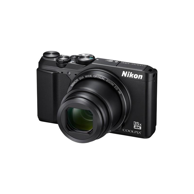 Nikon COOLPIX A900 digitalni fotoaparat /CRNI + poklon torbica