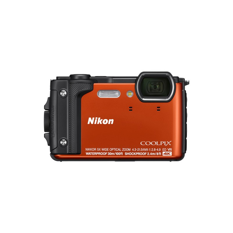 Nikon COOLPIX W300 (podvodni) digitalni fotoaparat /NARANČASTI