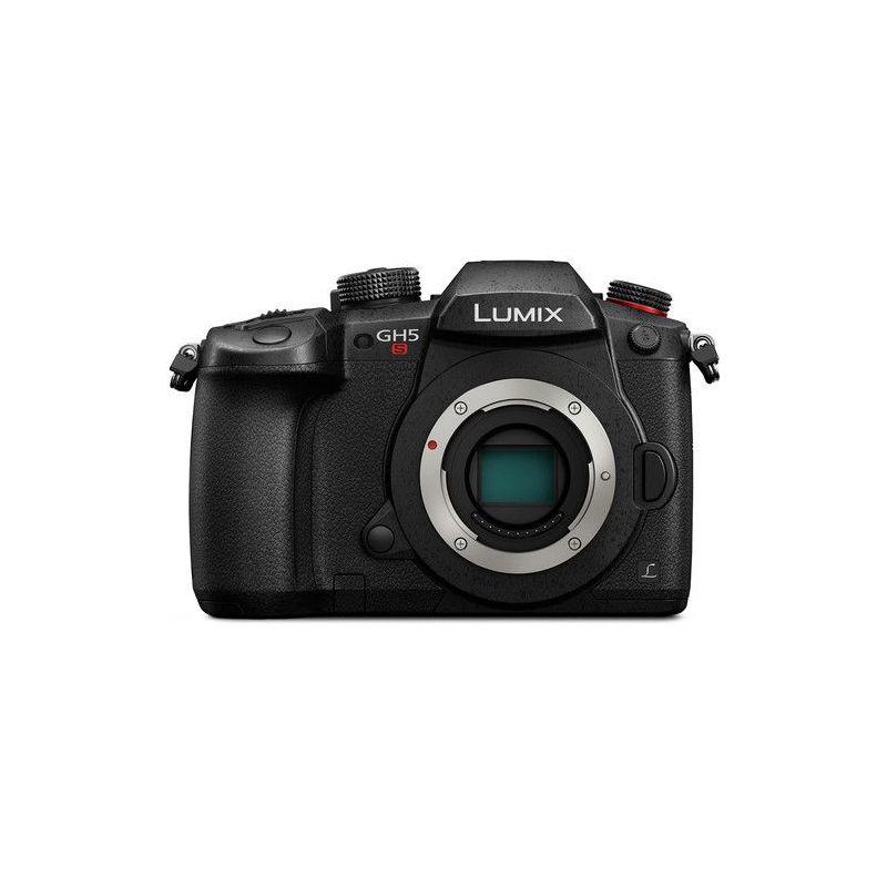 Panasonic GH-5S dig. fotoaparat, tijelo (Black)