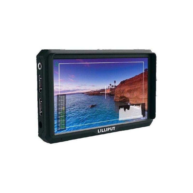"Lilliput A5 Monitor - 5"" 4K HDMI Field Monitor"