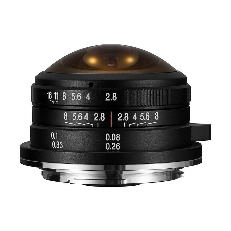 Laowa 4mm F2.8 Fisheye (Sony E-mount)