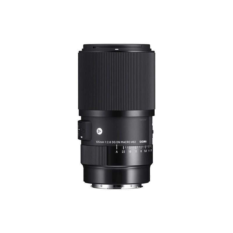 SIGMA objektiv 105mm 2.8 DG DN Macro(A) (Sony-E)