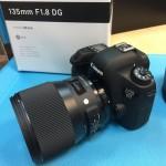Sigma objektiv 135mm F1.8DG OS HSM ART (Sony E-mount)
