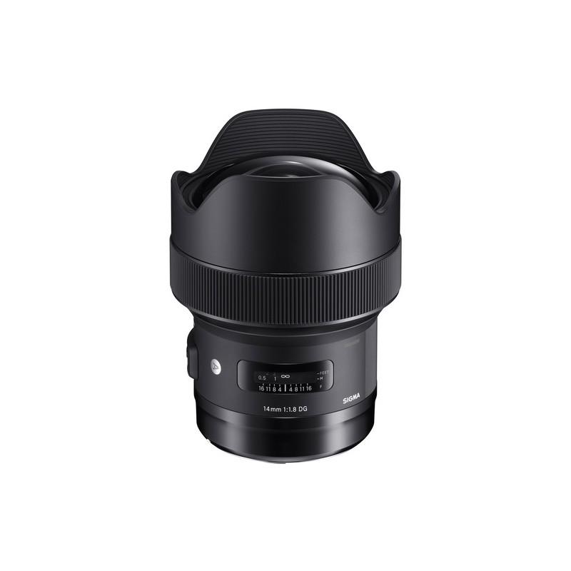 Sigma objektiv  14mm F1.8 DC HSM ART (Canon)